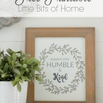 New Website + Giveaway + Free Printable