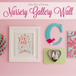 Nursery Gallery Wall Take Two