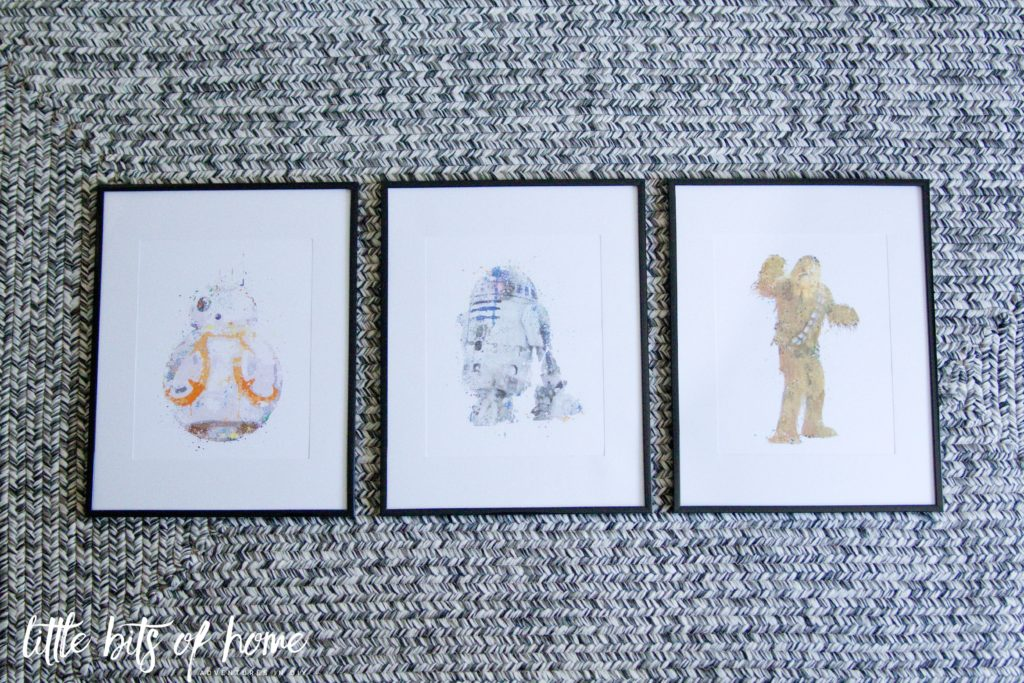 star wars watercolor prints 3