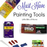 Top 5 Must Have Painting Tools