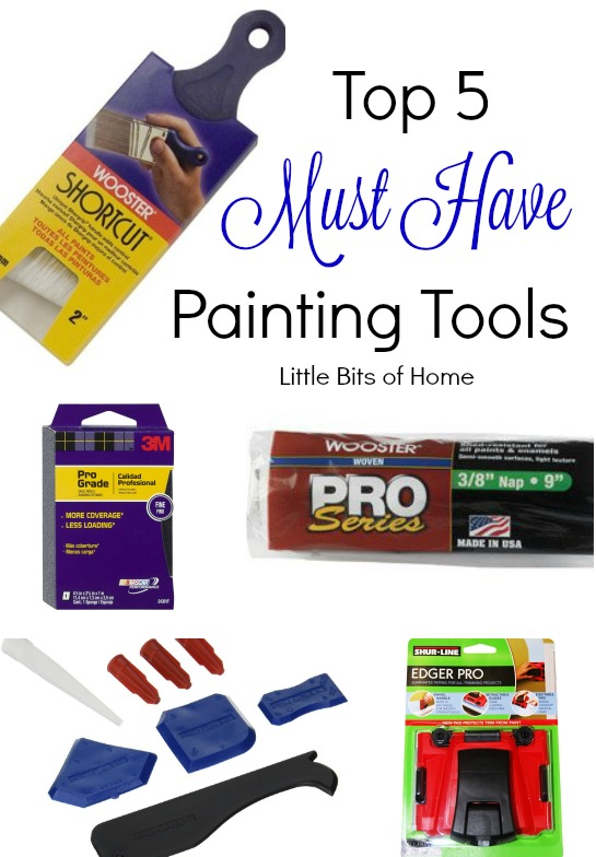 Top 5 Painting Tools