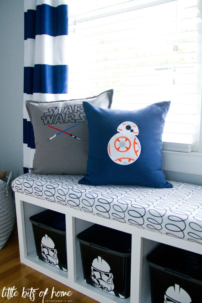 Star Wars Bedroom Reveal
