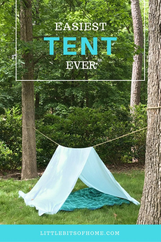 Easiest Tent Ever & Easiest Kids Tent Ever