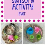 Easiest Kids Sensory Activity Ever