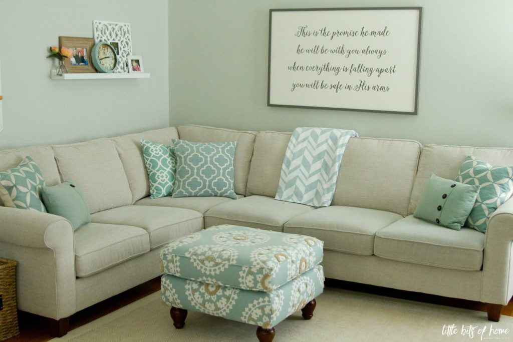 havertys corey sectional 3 - Havertys Corey Sectional Update + Review