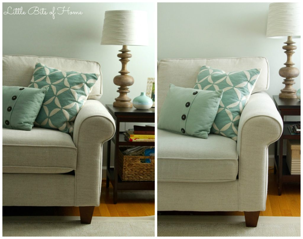 Ordinaire Havertys Secional Review Before After Havertys Corey Sectional Review  Before After 2