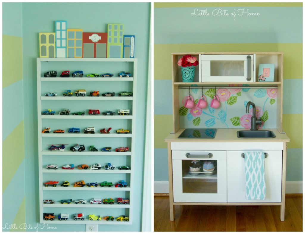playroom collage