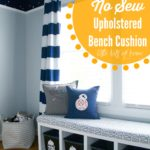 Quick + Easy Upholstered Bench Cushion