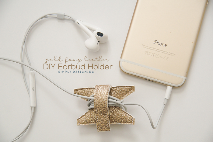 leather-diy-earbud-holder