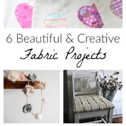 Create with Me- Simple Window Curtain