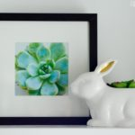 Create with Me- Easy Succulent Art