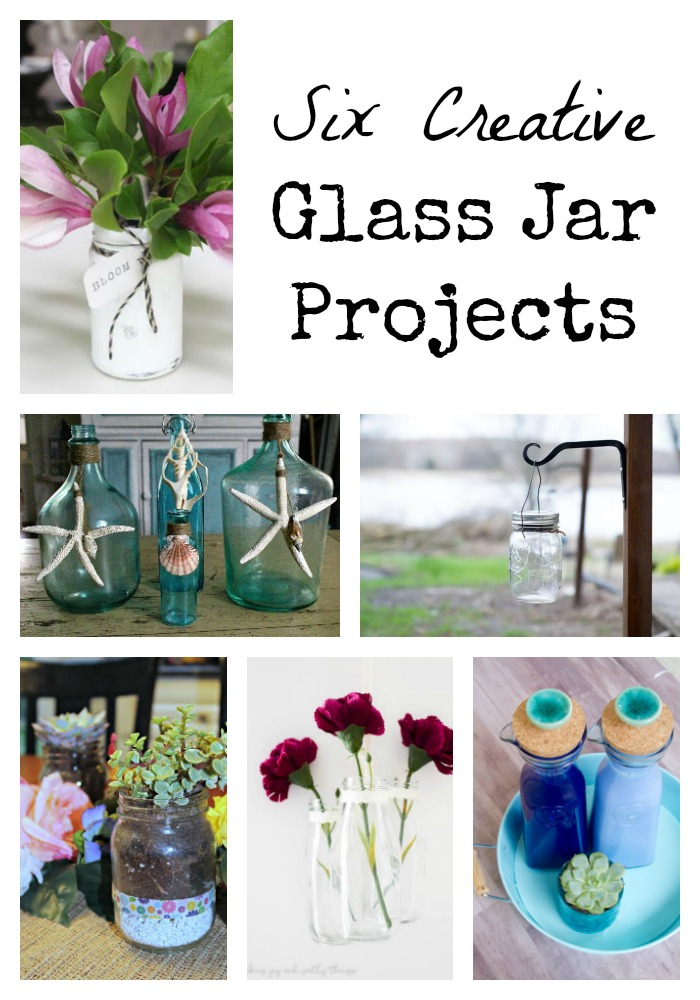 Create With Me Glass Laundry Detergent Dispensers