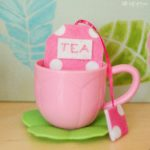 Easy Felt Play Tea Bags